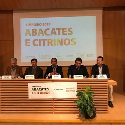 Simpósio de Abacates e Citrinos - Balanço do evento